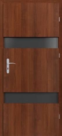 Usa interior Visio - Walnut structure - model 2