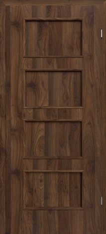 Usa interior Malaga - Columbia Walnut dark - model 1